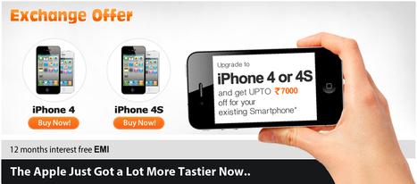 Buy iPhone Mobiles and Accessories Onilne at Infibeam.com | shopping you | Scoop.it