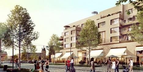 A Lille, «Le Quai des Canotiers» sur un air de guinguette - Aménagement | Architecture, design & urbanisme | Scoop.it