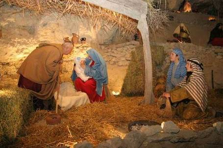 Presepe vivente di Genga: live nativity set in Le Marche | Le Marche another Italy | Scoop.it