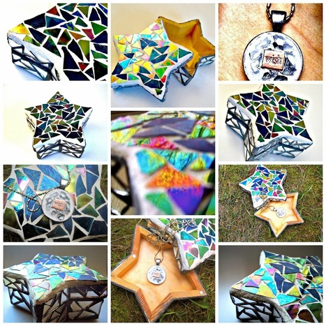 EarthMotherMosaics: Promo Blast! Continues | Jewelry Making & Beginning Stain Glass | Scoop.it