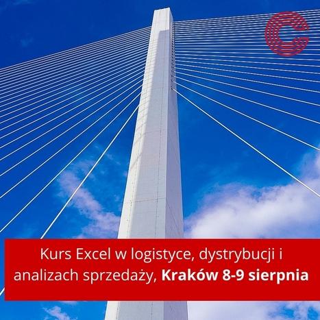 Kurs Excel w logistyce, dystrybucji i analizach sprzedaży. | Kurs Excel Cognity | Scoop.it