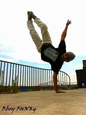 Bboy Funk g is started new activites in the US - Camps Breakerz | camps breakers | Scoop.it