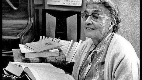 La mujer de las 67.000 palabras | Todoele - ELE en los medios de comunicación | Scoop.it