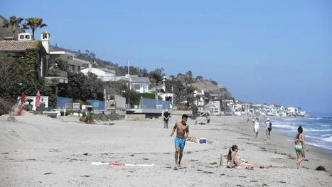 Resistant Malibu homeowner finally opens pathway to 'Billionaires' Beach' | Sandy Beach Ecology & Management | Scoop.it