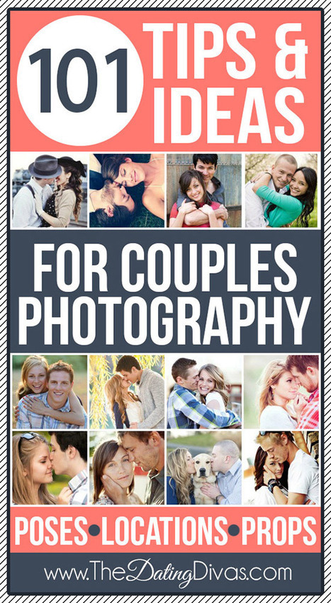 101 Tips and Ideas for Couples Photography | The Dating Divas | Fotografie inspiratie | Scoop.it