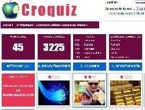 La géographie ludique avec Croquiz. Un vrai jeu sérieux pour des élèves peu scolaires | ENT | Scoop.it