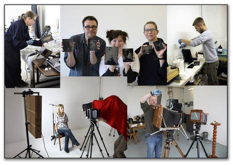 wetplate collodion workshops | L'actualité de l'argentique | Scoop.it