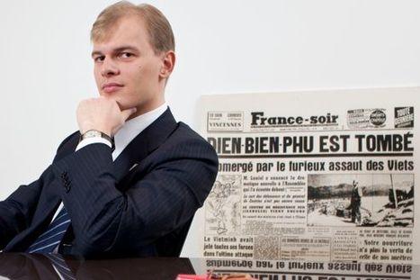 France-Soir : Alexander Pugachev jette l'éponge | DocPresseESJ | Scoop.it