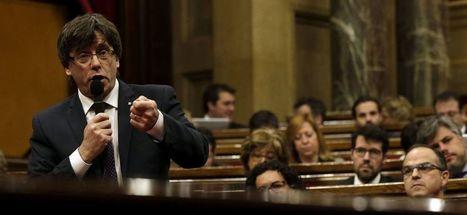 El Parlament congela el trámite de las leyes de ruptura, Pere Ríos | Diari de Miquel Iceta | Scoop.it