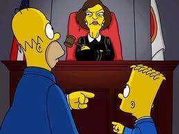 Bart Simpson jugé par M. Burns au Royaume-Uni | The simpsons | Scoop.it