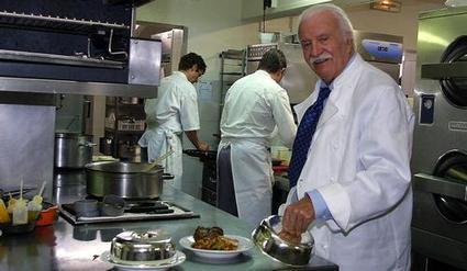 Le chef Roger Vergé est mort | Gastronomie Française 2.0 | Scoop.it