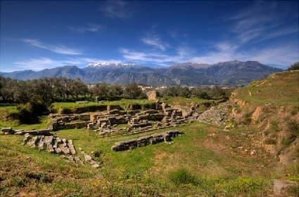 The Ancient Theatre of Sparta in Way of Restoration | EURICLEA | Scoop.it