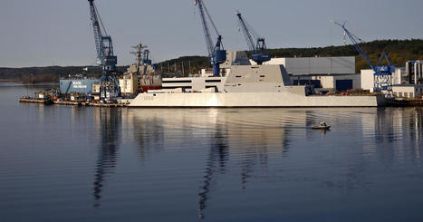 U.S. Navy ready to take ownership of its largest warship   Mr. D's AP US History   Scoop.it