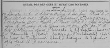 Histoires d'Aïeux, le blog !: Frères d'armes   GenealoNet   Scoop.it