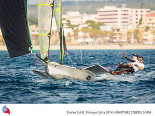 Regattas | ISAF Sailing World Cup : Heading Into Final Series Racing | sailing | Scoop.it