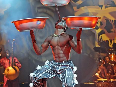 """""""Cirkafrica"""": des acrobates, jongleurs et danseurs venus d'Afrique   De l'Autre Côté de l'Autre Côté du Périph... Et au delà.   Scoop.it"""