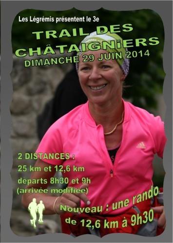 29 juin Trail des Chataigniers (Gluiras) | C'est déjà le week-end ! | Scoop.it