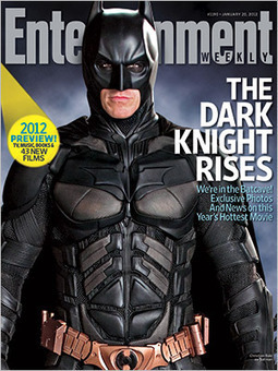 New Look at THE DARK KNIGHT RISES Batsuit; Christopher Nolan Comments on his BATMAN Trilogy | Comic Books | Scoop.it