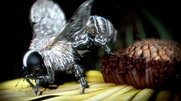 Animation and Visual Effects: The 9 Best Ads of 2011 | Adweek | Machinimania | Scoop.it