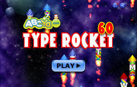 ABCya! | Typing Rocket - Keyboarding Game Grades 2-5 | Language Arts Topics | Scoop.it