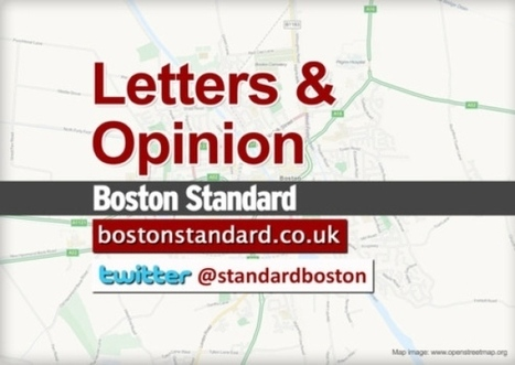 LETTER: Ask real people what they think about immigration - Local - Boston Standard | The Indigenous Uprising of the British Isles | Scoop.it