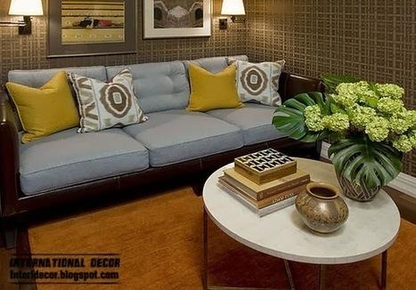 International decor: Fashion color trends 2014 interior design and decor   International Decorating ideas   Scoop.it