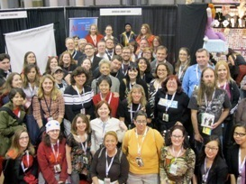Librarians Flock to New York Comic Con | School Library Journal | Professional development of Librarians | Scoop.it