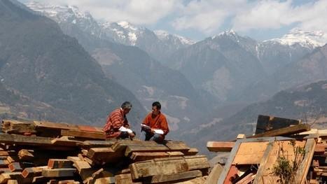 Bhoutan : au pays du Bonheur national brut | Cultures & Sociétés | Scoop.it
