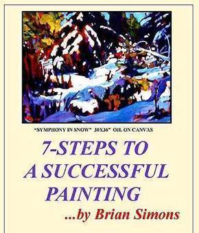 7 Steps to a SuccessfulPainting | teaching visual arts | Scoop.it