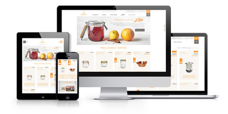 Site MagentoCommerce pour CDP Distribution | Création sites internet Drupal & Magento made in Gers - Toulouse | Scoop.it