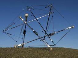 NASA's Buckminster Fuller-inspired Super Ball Bot | The Robot Times | Scoop.it