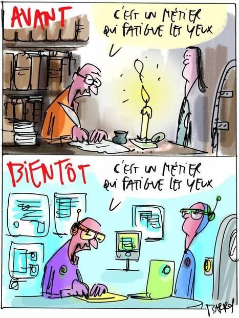 Emploi : les métiers de la documentation sont-ils has been ? - Archimag | Jobdoc | Scoop.it