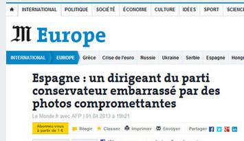 El Partido Popular de Mariano Rajoy subvencionado por la mafia - El eco de la amistad de Feijóo con un narco se extiende por Europa   Partido Popular, una visión crítica   Scoop.it