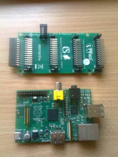 Review of PiRack Accessory board for Raspberry Pi - element14 | Raspberry Pi | Scoop.it