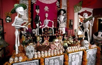 Day of the Dead Celebration Pictures - National Geographic Kids | Student Engagement | Scoop.it