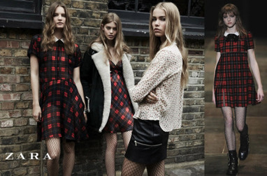 Is Zara The Newest Luxury Fashion Competitor? - Luxury Society - Speaker's Corner | Marketing and Communications | Scoop.it