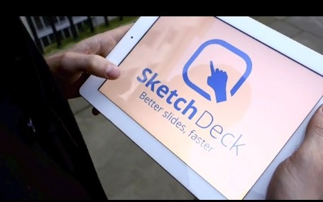 "SketchDeck - a new slide presentation tool | Technology ""Empower Education"" 