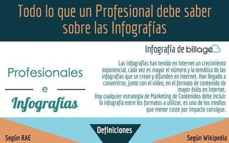 Todo lo que un profesional debe saber acerca de las Infografías | E-Learning, M-Learning | Scoop.it