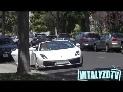 Picking Up Girls In A Lamborghini Without Talking! - YouTube   How cool it is?!   Scoop.it