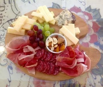 Prosciutto, salami, fine cheeses, wine–the best of Italy - Inquirer.net | Italian Wine and Food | Scoop.it