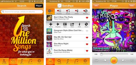 Gaana Music App Makes Its Way to BlackBerry10 OS   BLACKBERRY APP MART   Scoop.it