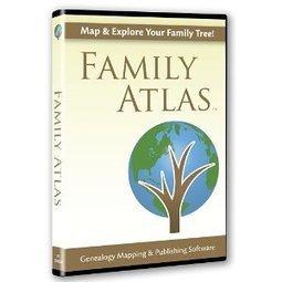 Family Atlas Genealogy Mapping Software | Rhit Genealogie | Scoop.it