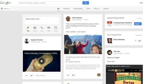 Google+ As Popular As Twitter Among Adult Users In The US (Study) - Business 2 Community | Digital-News on Scoop.it today | Scoop.it