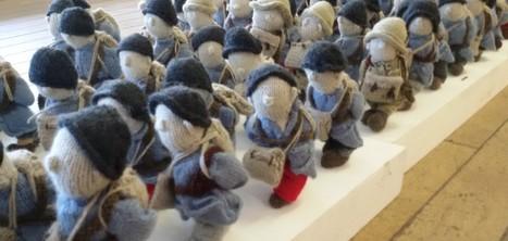 Une armée de laine au Grand Palais | En Quête d'Ancêtres | Nos Racines | Scoop.it