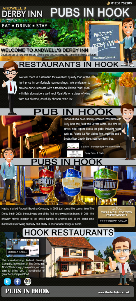 Pubs in hook   Pubs in hook   Scoop.it