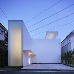 Dezeen » Cube Court House by Shinichi Ogawa & Associates | CRAW | Scoop.it