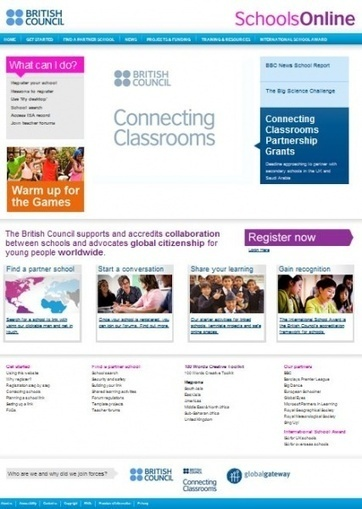 Global Citizenship – Connecting Classrooms « ICT for Teaching & Learning in Falkirk Primary Schools   iPads 1-to-1 in the Elementary Classroom   Scoop.it