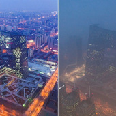 Beijing Is Choking on Smog | Social Studies - Impact Academy | Scoop.it