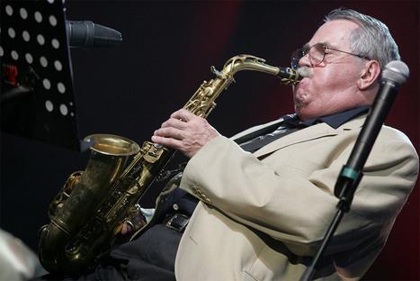 Le saxophoniste Phil Woods a rendu son dernier souffle | Merveilles - Marvels | Scoop.it