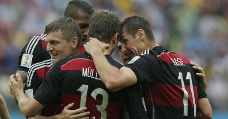 World Cup Preview Day 19: European Powers vs. African Upstarts   World Cup Video News   Scoop.it